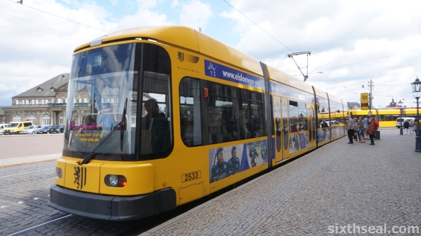 germany tram