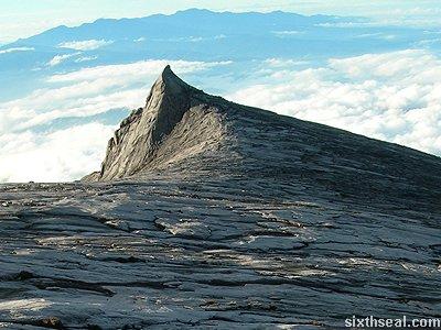 Mt Kinabalu Summit
