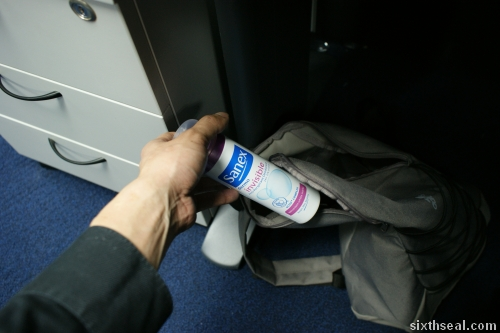 sanex deodorant