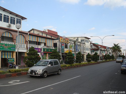 pier street