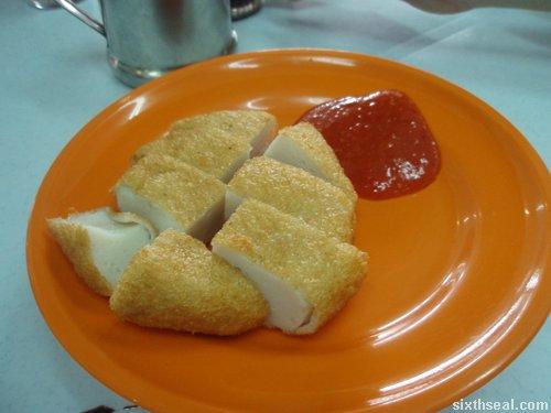 seafood noodles fishcake