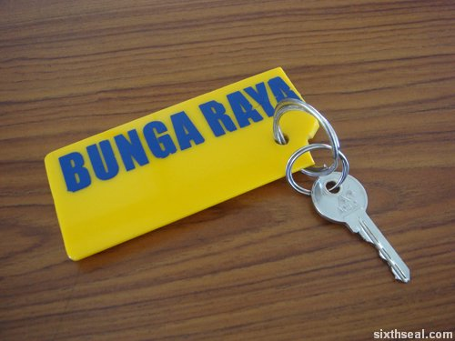 bunga raya