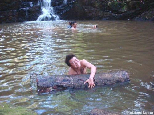 log throwing