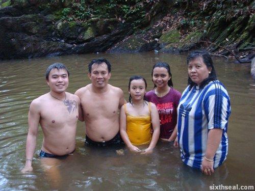 me family falls