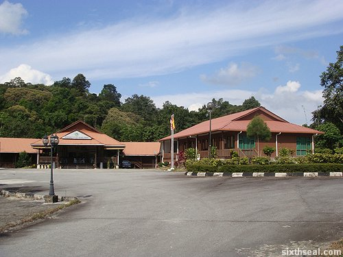 sebangkoi resort area