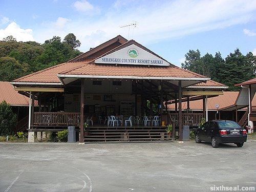sebangkoi resort