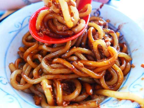 yi poh noodles