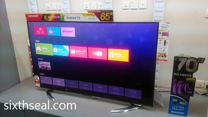 AndroidTV OS