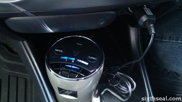 ion car generator