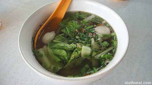 sibu mixed soup