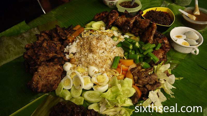 Boodle Preparation