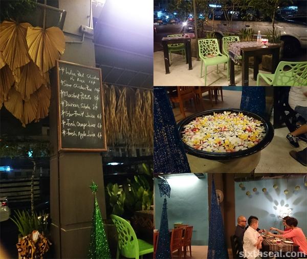 Payung Cafe Sibu 2014