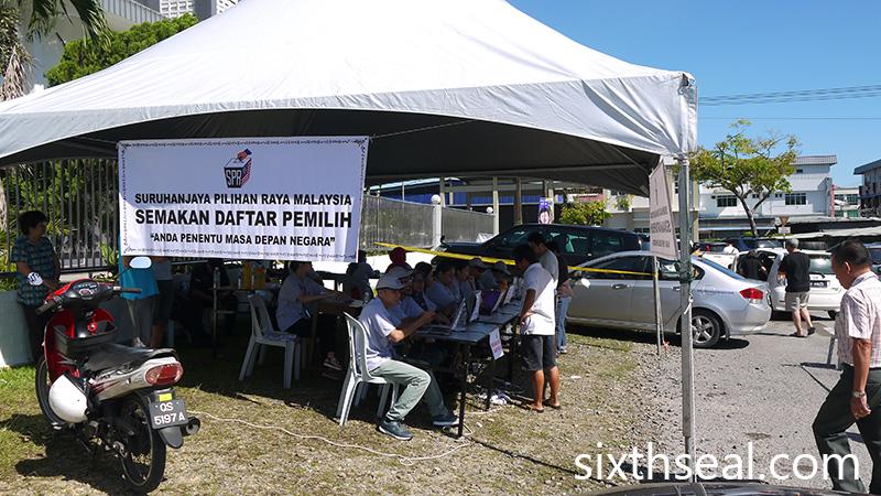Sibu Voting