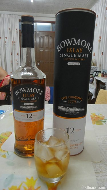 bowmore enigma