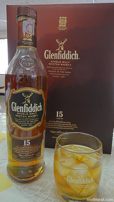 glenfiddich solera reserve