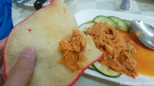 prawn crackers umai