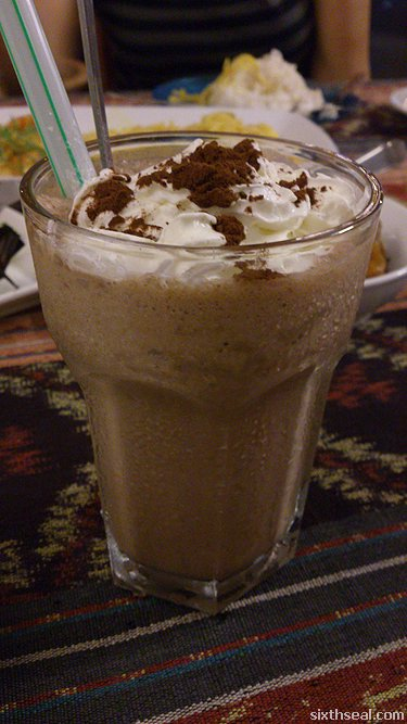 turkish milkshake
