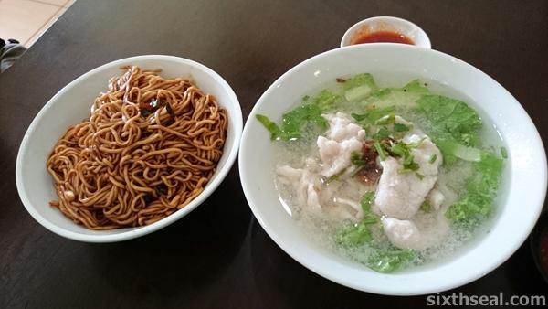 wan li pork noodles