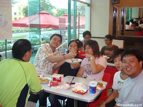 kfc group