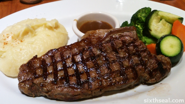 black angus steakhouse new york steak