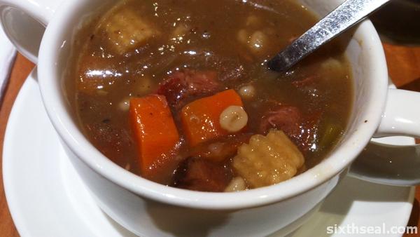 stuart anderson steak soup