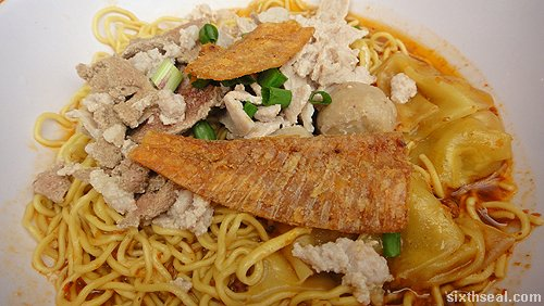 tai wah pork noodles